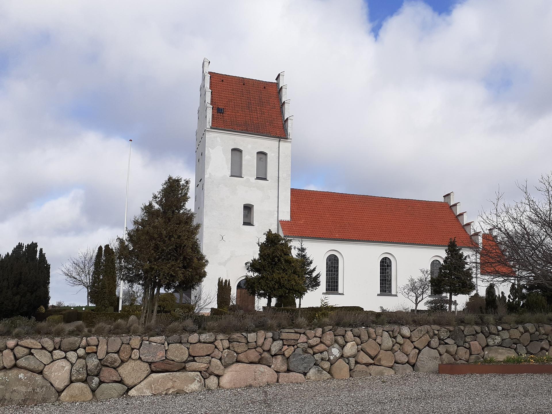Vinduespudser Kirke Hyllinge Mvpolering